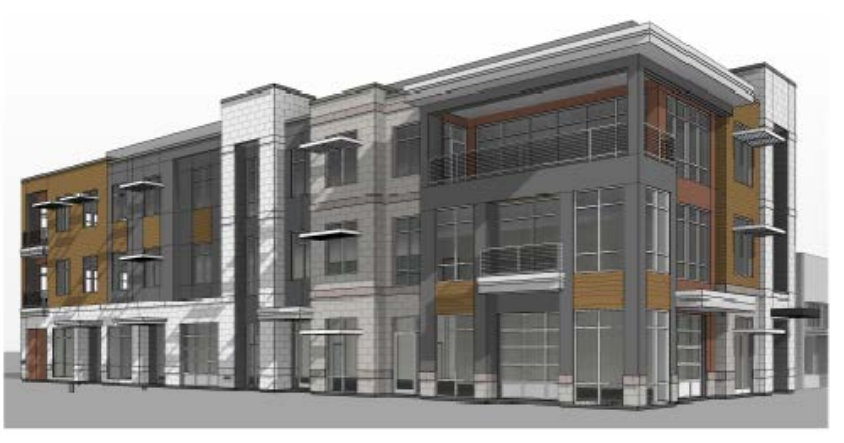 Fourth & Garfield Mixed-Use Project Photo