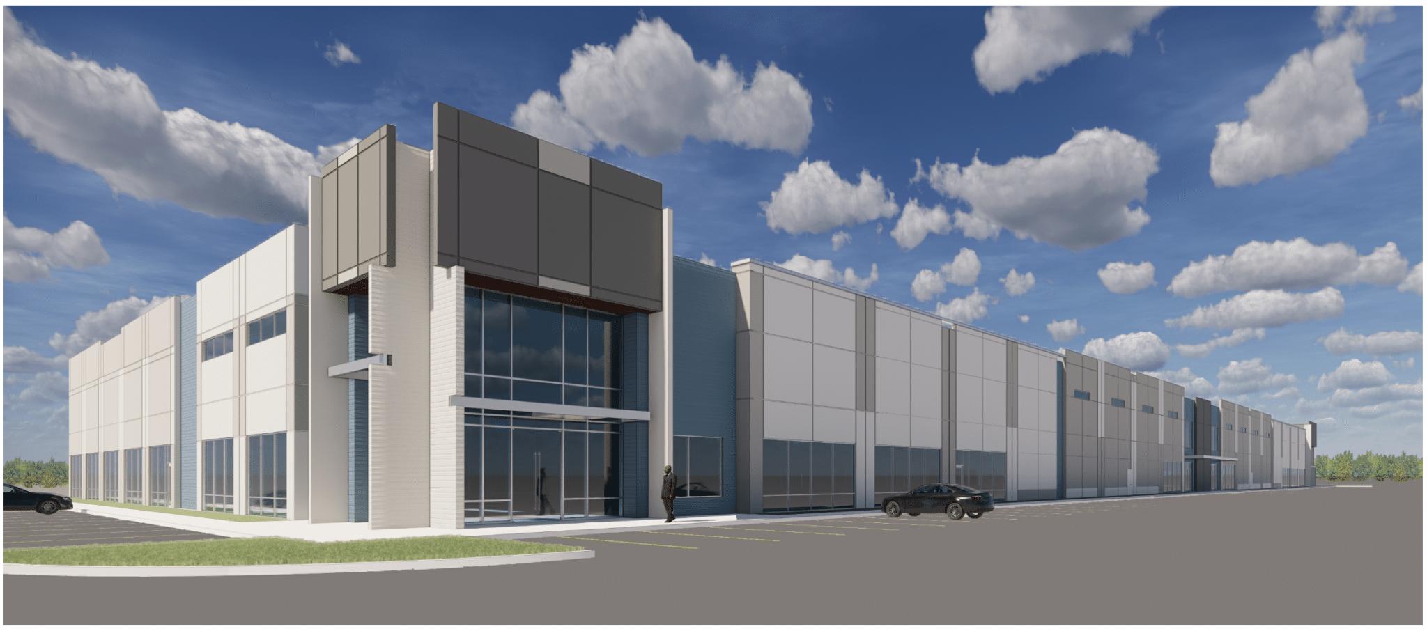 St. Louis Parish & Boulder Innovation Campus expansion Project Photo