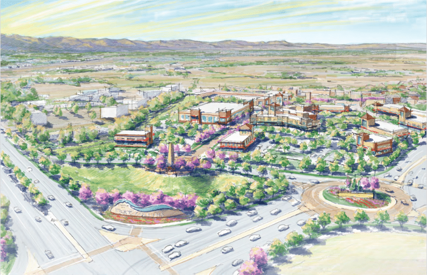 Proposed Neighborhood Near I 25 And Mulberry Street In Fort Collins Clears Design Review Breaking Ground