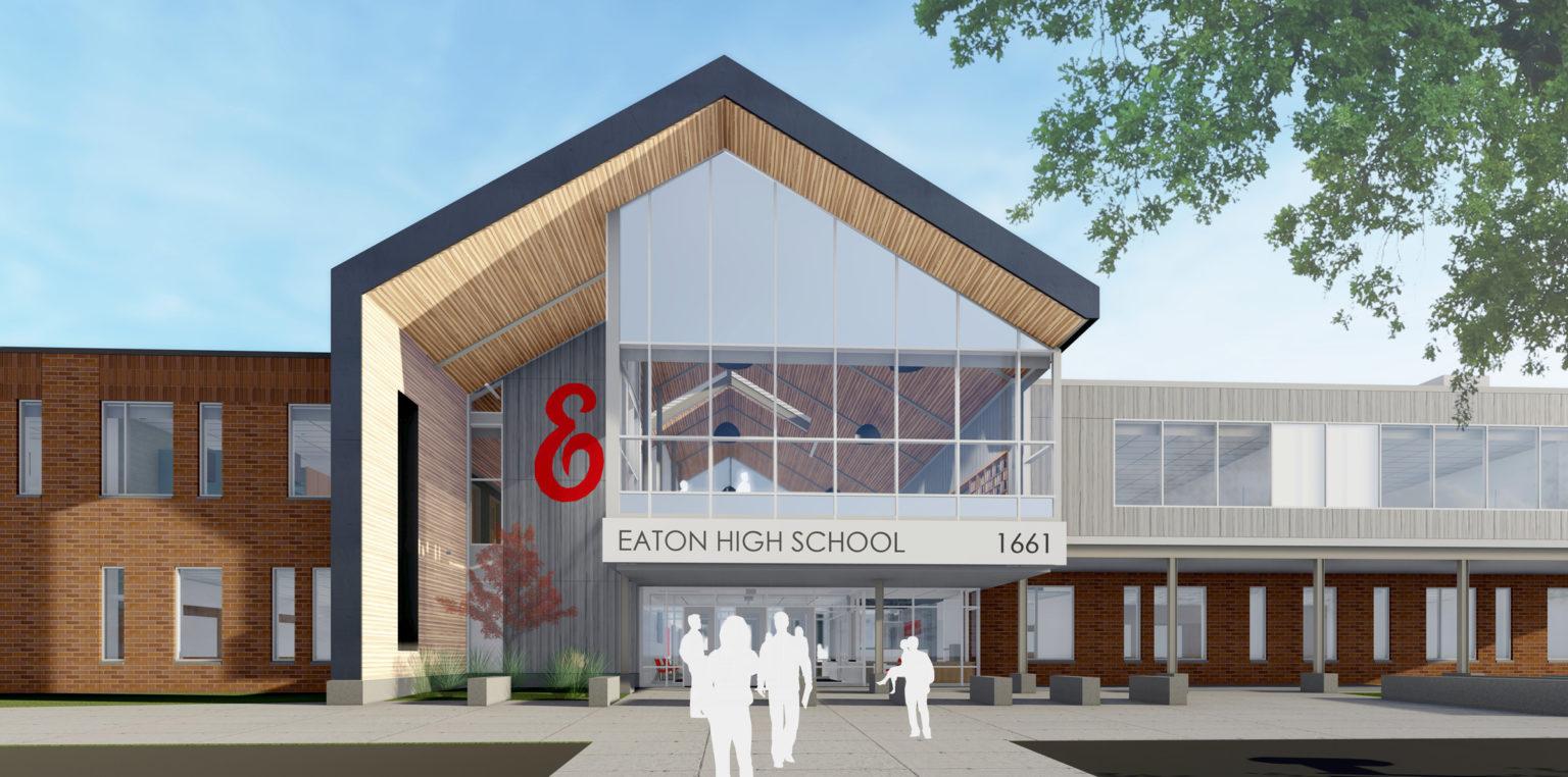 New Eaton High School Project Photo