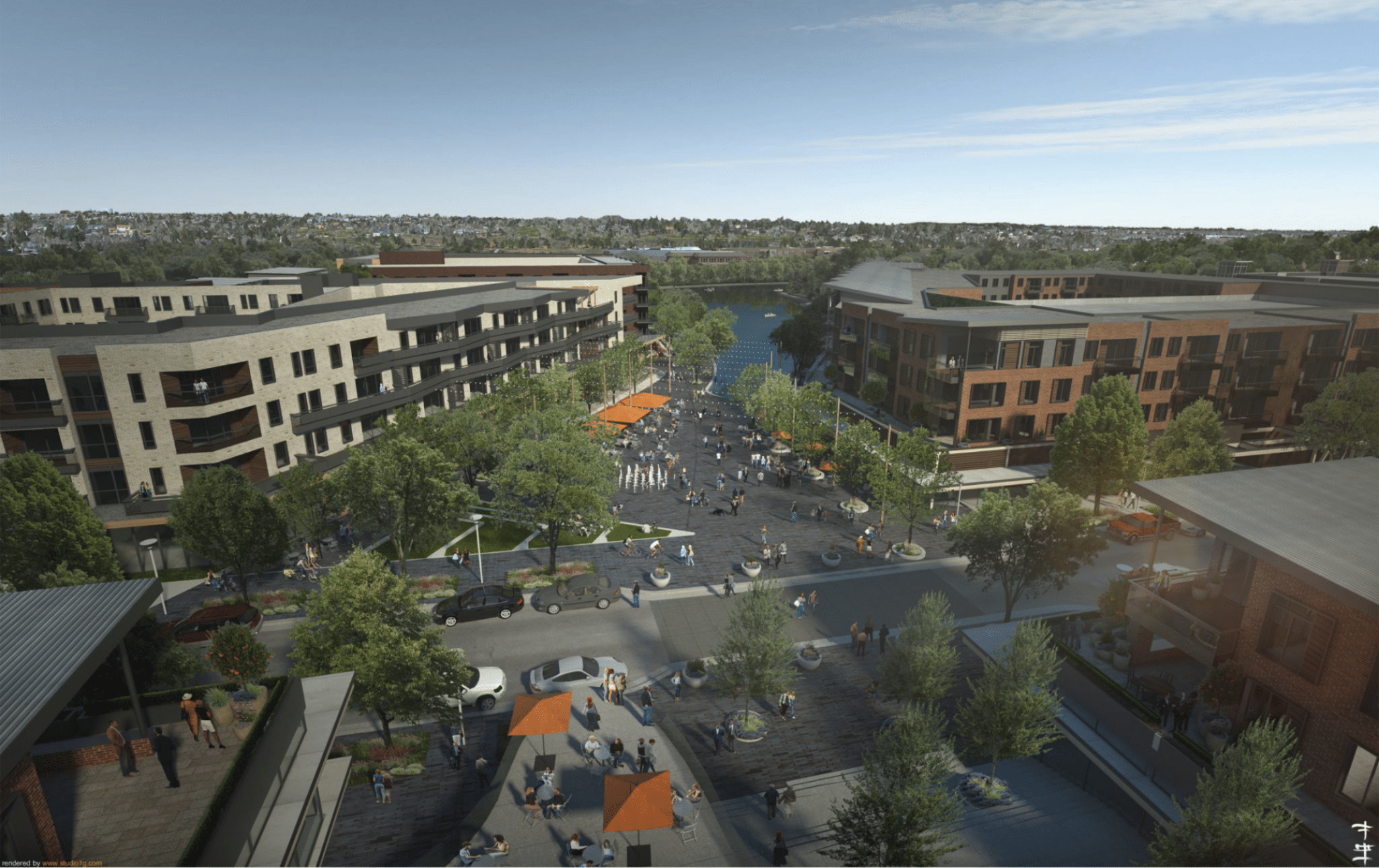 Broomfield Town Square Project Photo